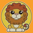 Chibi Lion by RhiMcCullough
