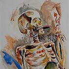 Skully's Got the Upper Hand by Peter Mattson