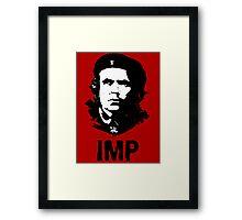 Viva La Imp Framed Print