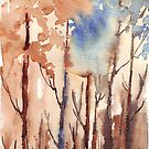 Blue gum beauty by Maree  Clarkson