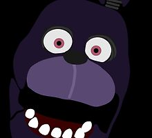 Five Nights At Freddy's Bonnie by ArexTheCat