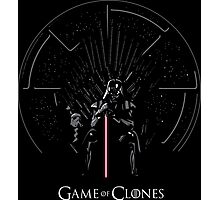 Game Of Clones Photographic Print
