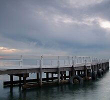 Pt Richards Jetty, Portarlington by Joe Mortelliti