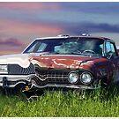 Time Warp Car by Joerg Schlagheck
