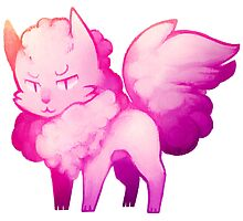 Cotton Candy Cat by Salphe-Works