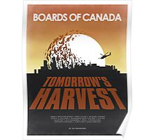 Boards of Canada - Tomorrow's Harvest Movie Poster Poster