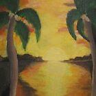 Sunset Paradise by crazydaisy