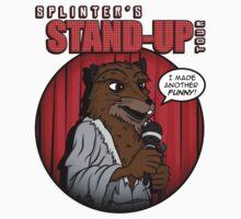 Splinter's Stand-Up Tour Kids Clothes