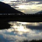 Alaska Sunset by cfam