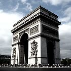 Arc de Triomphe by lynt