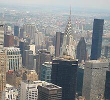 new york city by daveiann