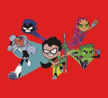 Teen Titans GO! Kids Clothes