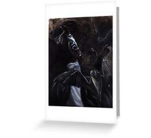 Dracula, The Dark Lord Greeting Card