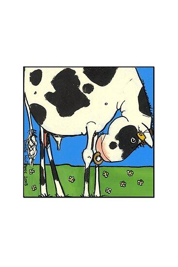 Bull II by Corrie Kuipers