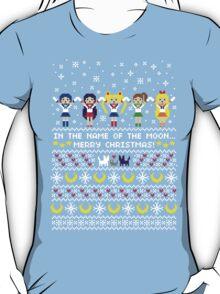 Moon Warrior Sweater T-Shirt