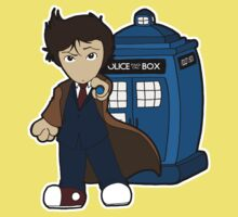 Doctor Number Ten Kids Clothes