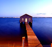 The Matilda Bay Boatshed by autumnleaf