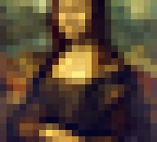 Mona Lisa by CaptainEgo