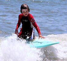 Learning to surf by AnneRN