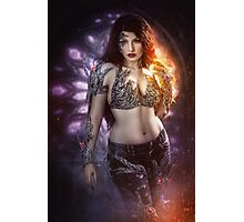 Witchblade Photographic Print