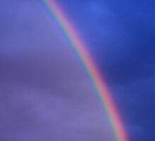 Rainbow II by Gary L   Suddath