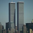 Twin Towers, New York by Shutterbug