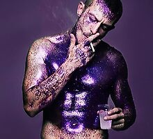Glitter Bomb by BadBehaviour