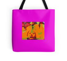 A Mexican Girl in a frame  Tote Bag