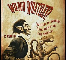 Wilbur Whateley Sideshow by midnightcircle