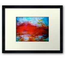 """Abstract...The """"Typhon"""" Framed Print"""