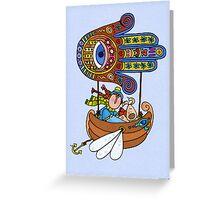 Divine Guidance Greeting Card