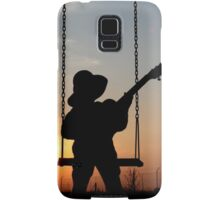 Free State Sunset (12) South-Africa Samsung Galaxy Case/Skin