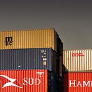 Shipping Containers by L B