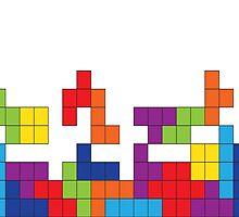 Tetris by ArtfulDoodler