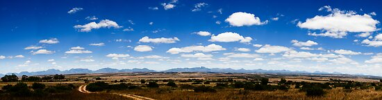 Desolate South Africa by Viv van der Holst