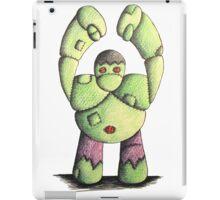 The Incredible Hulk patchman iPad Case/Skin