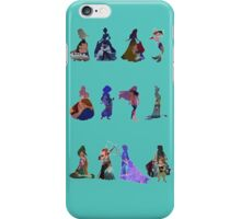 Disney Princess Portrait iPhone Case/Skin