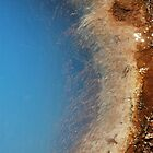 Geothermal pool by Patrick Belser