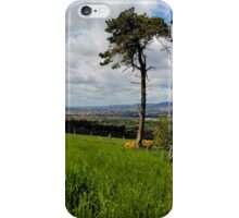 A Tree With A View iPhone Case/Skin