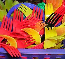 Acrylic PlasticWare by boopfto
