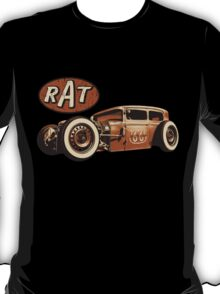 RAT - Route 66 T-Shirt
