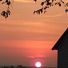 Missouri Sunrise by patsyspics