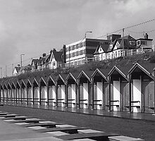 Beach huts bridlington by spemj