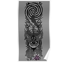 American McGee's cheshire cat Poster