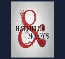 hatfields and mccoys by yde0303