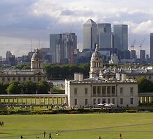 Old Meets New - Greenwich by lmcp 27
