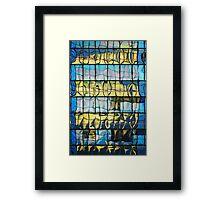 Reflex•2 Framed Print