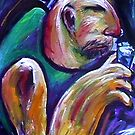 Drinker 3 by Adrian Symes