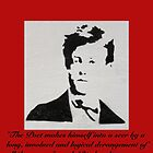 Arthur Rimbaud by Scott Larson