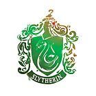 Slytherin crest by loreendb